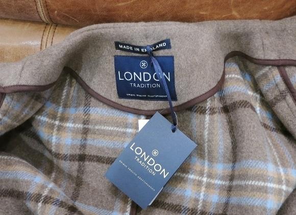 London Tradition のコートです。_c0227633_12483278.jpg