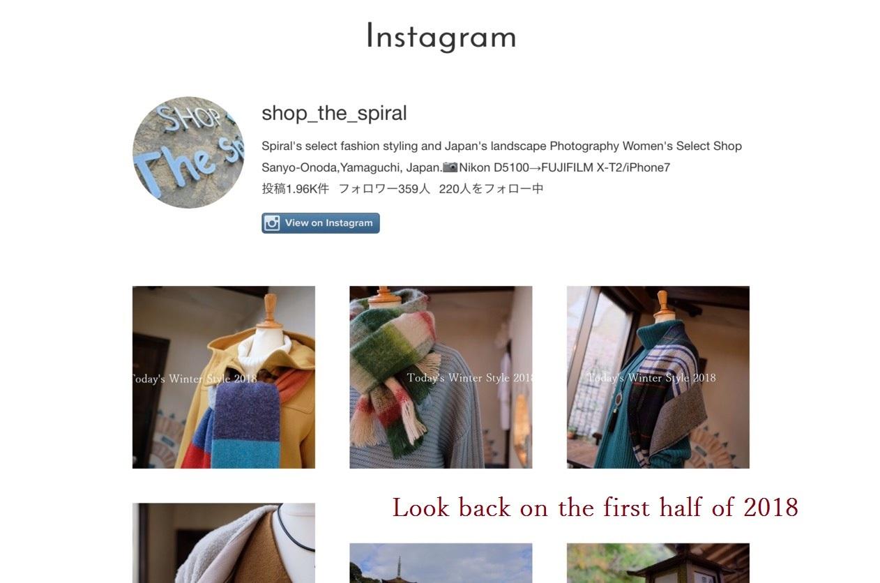"""""""Instagramで2018年を振り返る~上半期...12/29sat\""""_d0153941_18041507.jpg"""