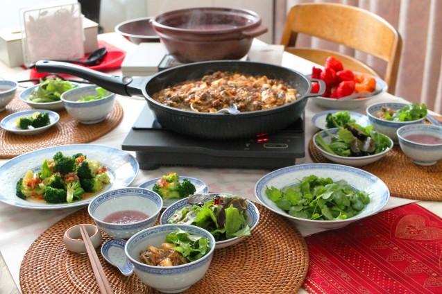中華粥と麻婆豆腐_d0377645_00100290.jpg