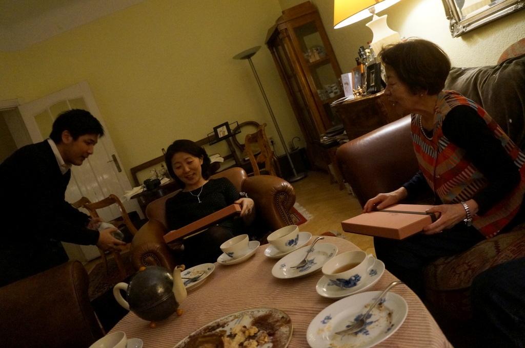 ゲンゼを食す(続)クリスマス晩餐_c0180686_22180149.jpg