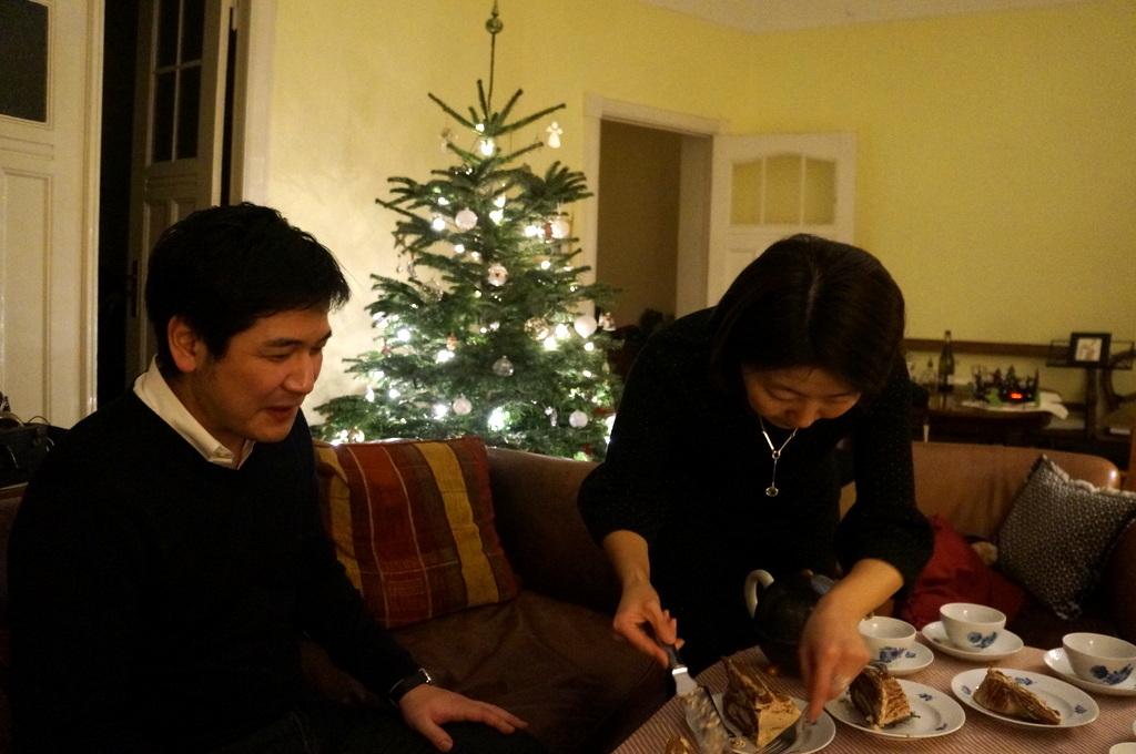 ゲンゼを食す(続)クリスマス晩餐_c0180686_22181878.jpg