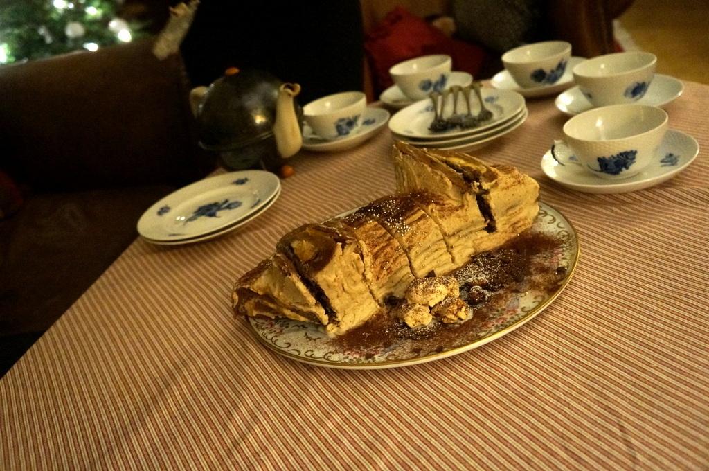 ゲンゼを食す(続)クリスマス晩餐_c0180686_22185023.jpg