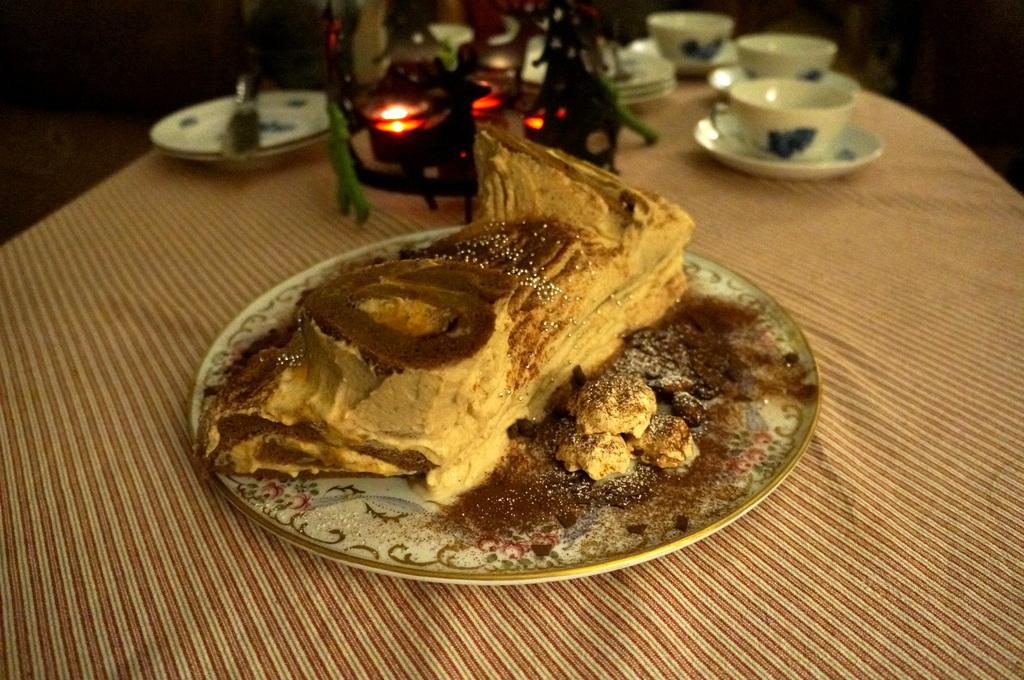 ゲンゼを食す(続)クリスマス晩餐_c0180686_22192095.jpg