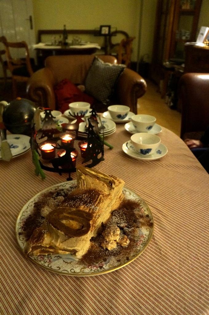 ゲンゼを食す(続)クリスマス晩餐_c0180686_22194169.jpg