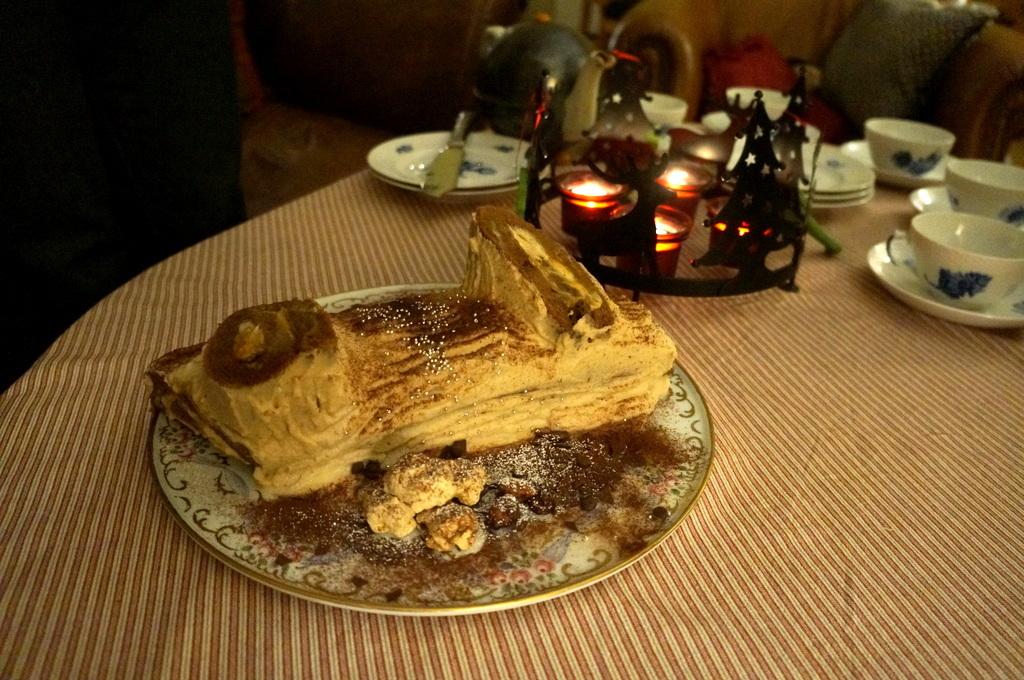 ゲンゼを食す(続)クリスマス晩餐_c0180686_22195112.jpg