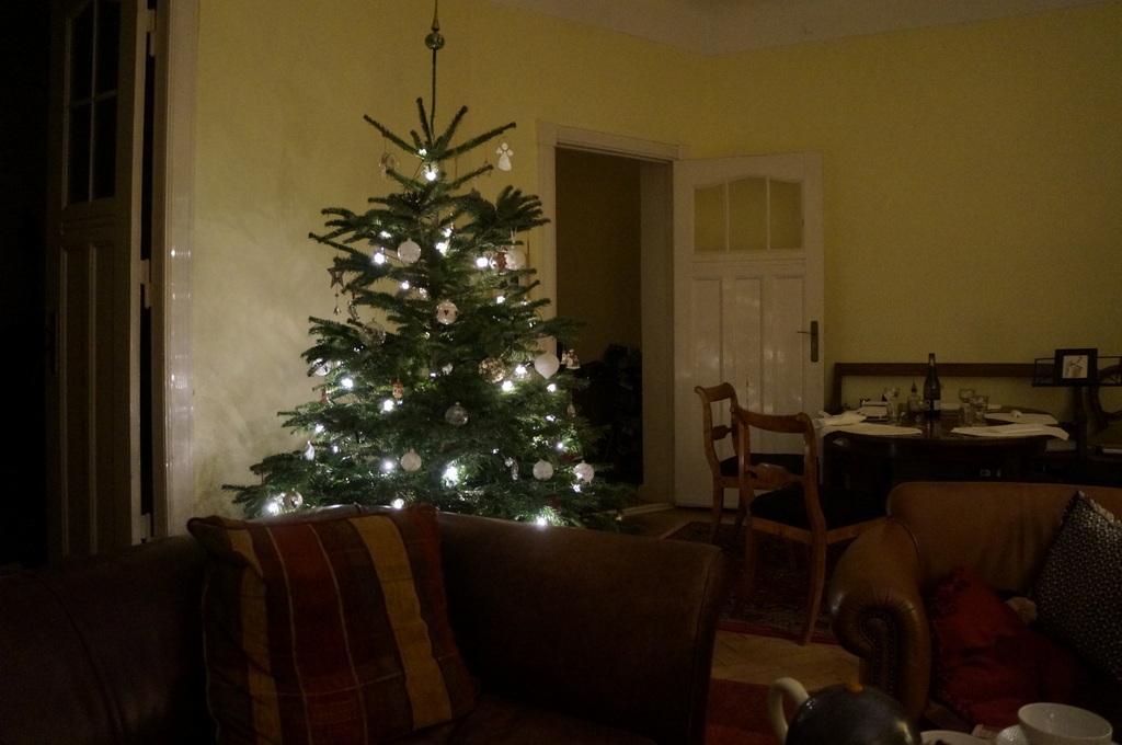 ゲンゼを食す(続)クリスマス晩餐_c0180686_22200274.jpg