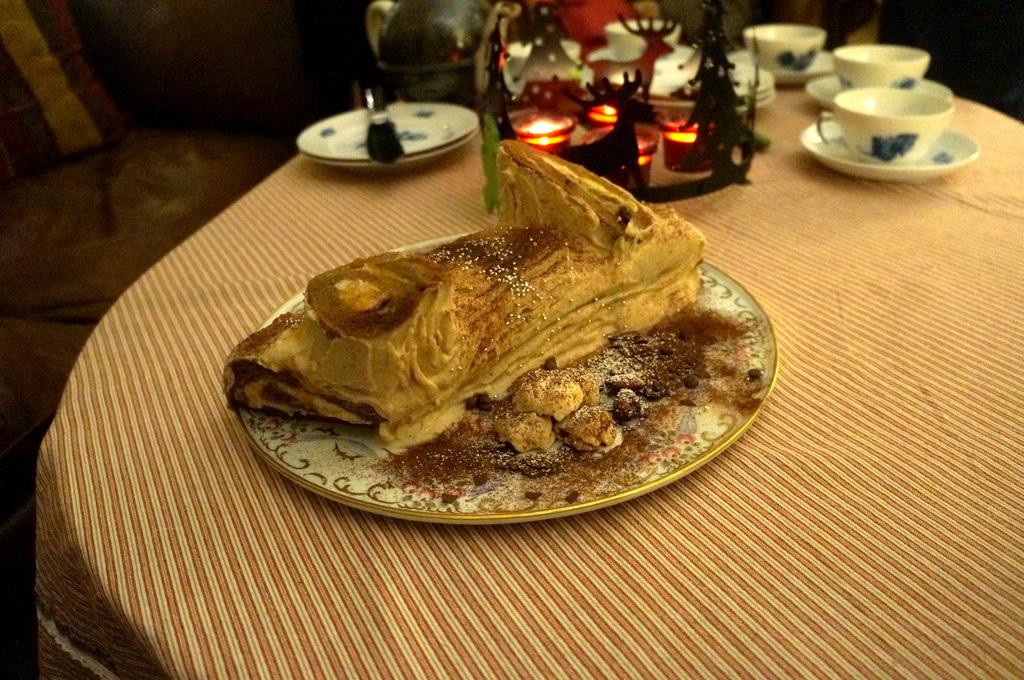 ゲンゼを食す(続)クリスマス晩餐_c0180686_22202563.jpg
