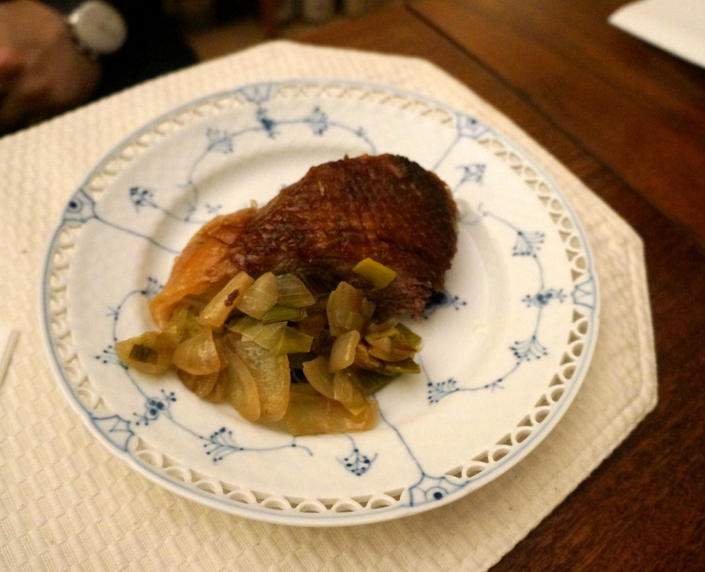 ゲンゼを食す(続)クリスマス晩餐_c0180686_22221609.jpg