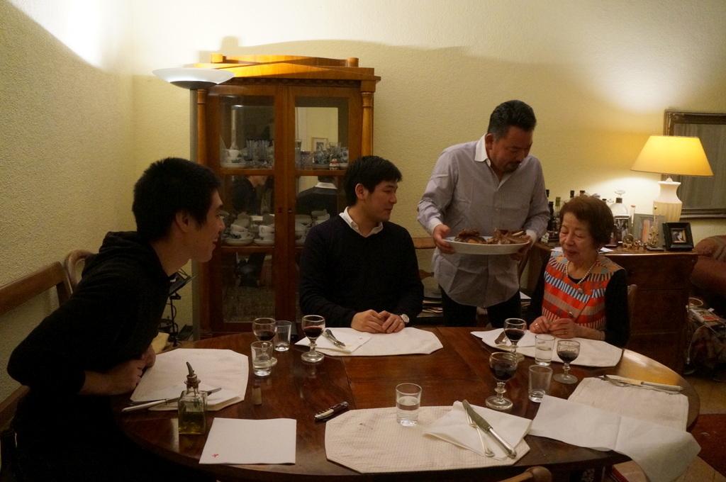 ゲンゼを食す(続)クリスマス晩餐_c0180686_22222998.jpg