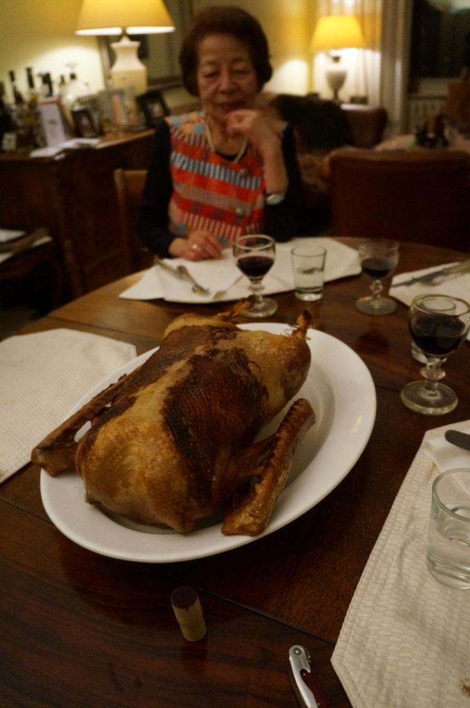 ゲンゼを食す(続)クリスマス晩餐_c0180686_22230261.jpg