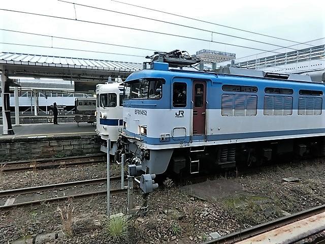 藤田八束の鉄道写真@鹿児島駅貨物列車の写真、長い旅を終えた貨物たちが最南端のこの鹿児島貨物ターミナルに到着_d0181492_12070879.jpg