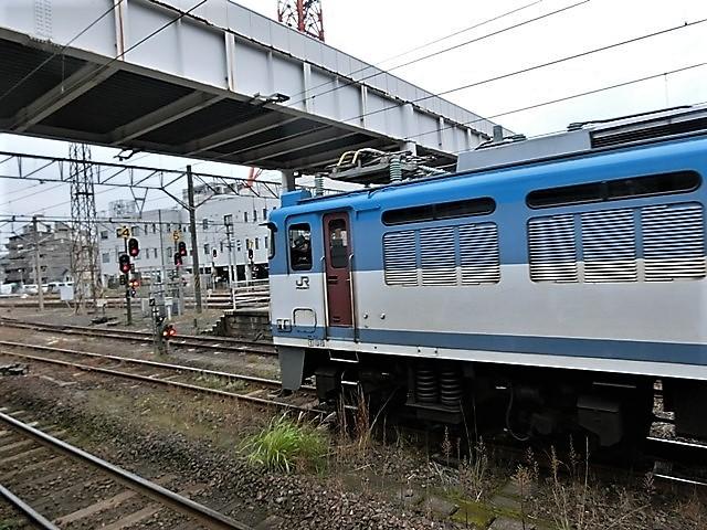 藤田八束の鉄道写真@鹿児島駅貨物列車の写真、長い旅を終えた貨物たちが最南端のこの鹿児島貨物ターミナルに到着_d0181492_12073043.jpg
