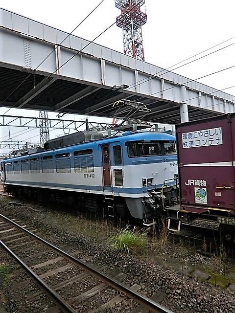 藤田八束の鉄道写真@鹿児島駅貨物列車の写真、長い旅を終えた貨物たちが最南端のこの鹿児島貨物ターミナルに到着_d0181492_12074315.jpg