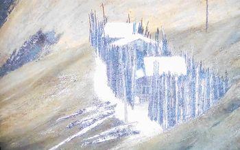 心の磁石が北をさす~洋画家 相原求一朗~@日曜美術館_b0044404_14081878.jpg