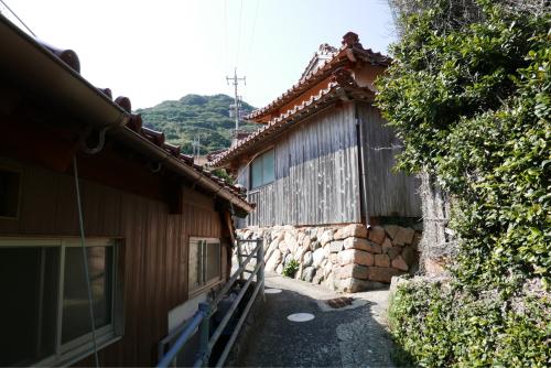 海界の村を歩く 日本海 蓋井島_d0147406_20595517.jpg