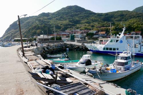 海界の村を歩く 日本海 蓋井島_d0147406_21010441.jpg