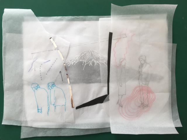 現代美術製作所・新春グループショー@富士山展2.0  出品アーティストと作品の紹介_b0165526_13171090.jpg