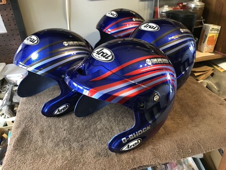 2019 TLCダカール・ラリー用ヘルメット_e0196826_17020650.jpeg