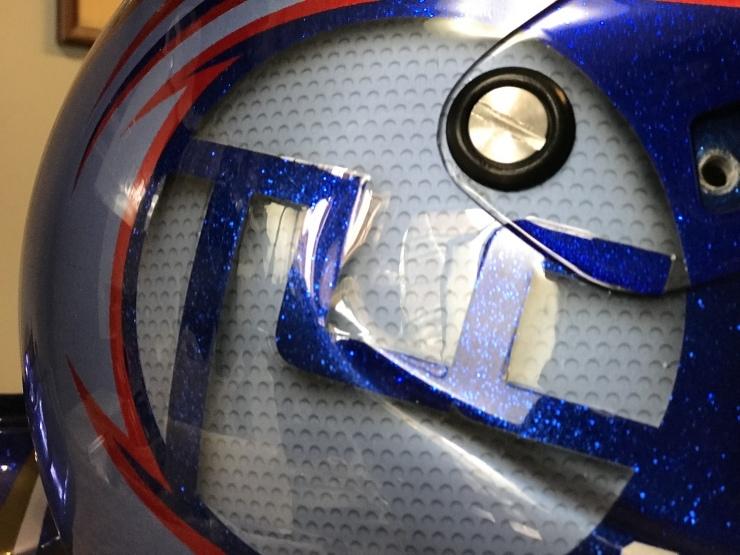 2019 TLCダカール・ラリー用ヘルメット_e0196826_17050286.jpeg