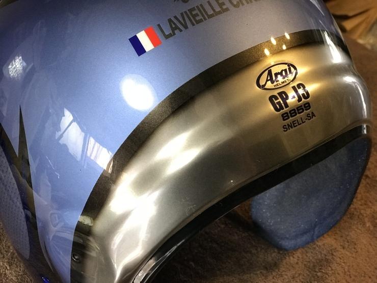 2019 TLCダカール・ラリー用ヘルメット_e0196826_17055965.jpeg