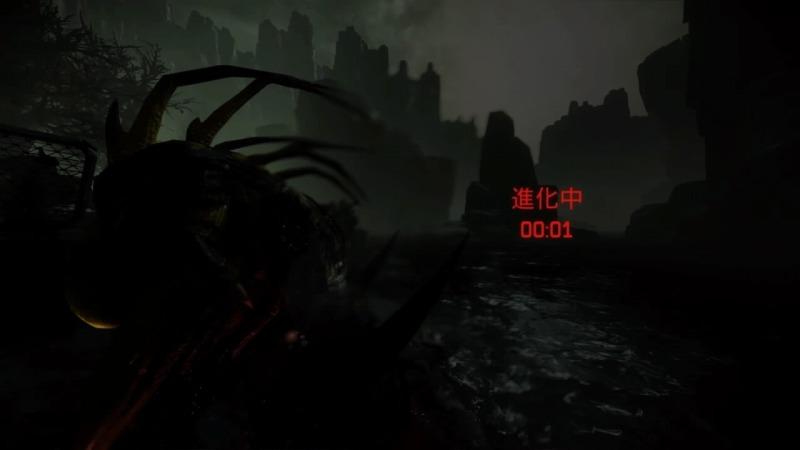 ゲーム「EVOLVE 久しぶりに狩り」_b0362459_08541618.jpg