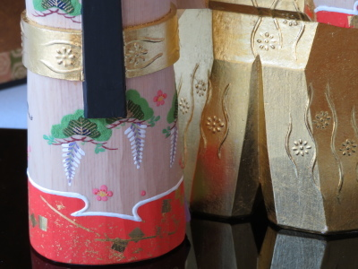 2019年奈良一刀彫 吉岡一泰雛人形展【立ち雛1】_e0256889_23055355.jpg