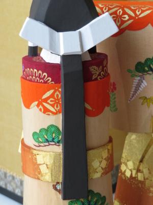 2019年奈良一刀彫 吉岡一泰雛人形展【立ち雛1】_e0256889_23452686.jpg