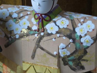 2019年奈良一刀彫 吉岡一泰雛人形展【立ち雛1】_e0256889_23490399.jpg