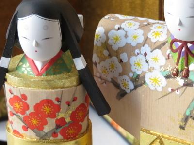 2019年奈良一刀彫 吉岡一泰雛人形展【立ち雛1】_e0256889_23550998.jpg