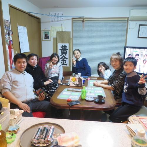桶川の山崎ファミリー2人と米沢ファミリーとでカラオケへ_c0075701_23223092.jpg