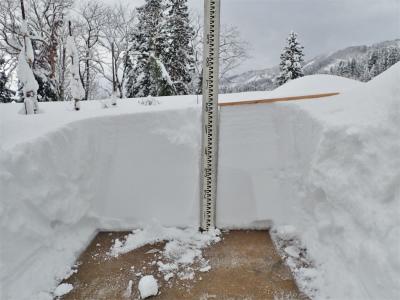 19年シーズン初の雪下ろし!_c0336902_13563902.jpg
