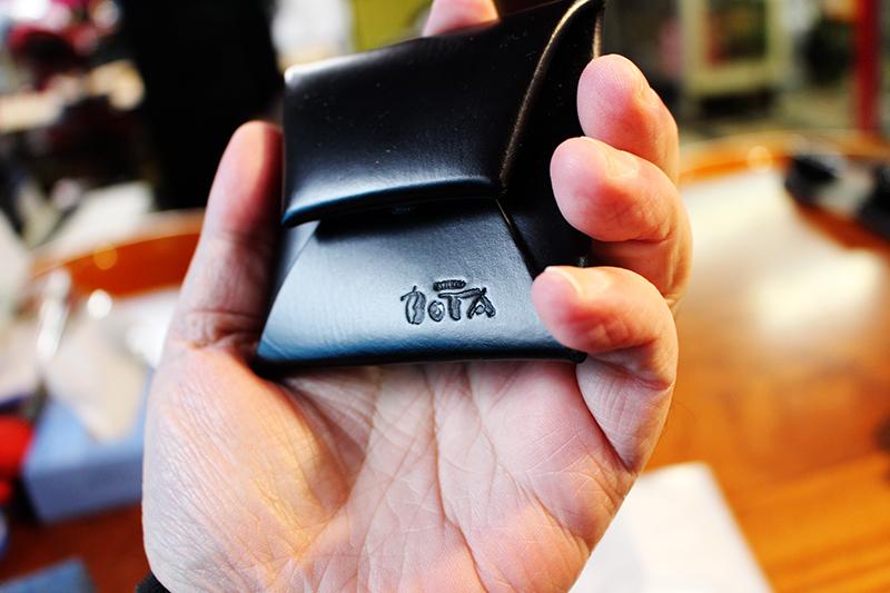BOTAのコインケース。_a0139912_08490102.jpg