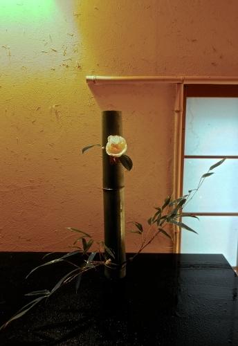 青竹の花入れを作る_a0197730_02354314.jpg