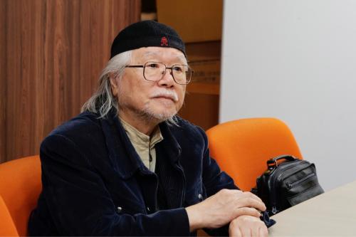 世界初、松本零士氏のトレードマーク 零士キャップが発売_f0039351_14210197.jpg
