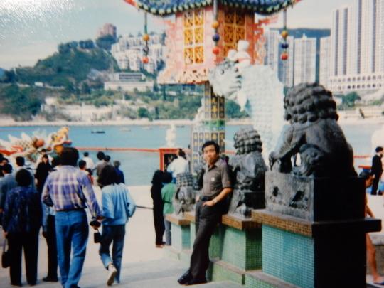'18,12,31(月)大晦日だけど30年前の中国旅行!_f0060461_08225822.jpg