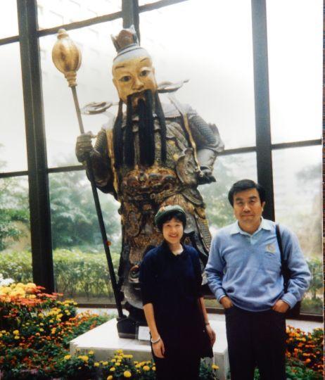 '18,12,31(月)大晦日だけど30年前の中国旅行!_f0060461_11103545.jpg