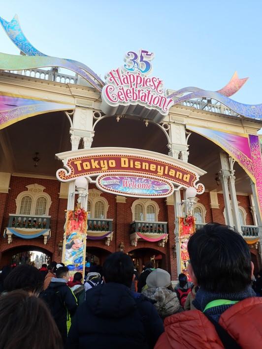 東京ディズニーランドに行ってきました(^^♪_e0397681_06204496.jpg