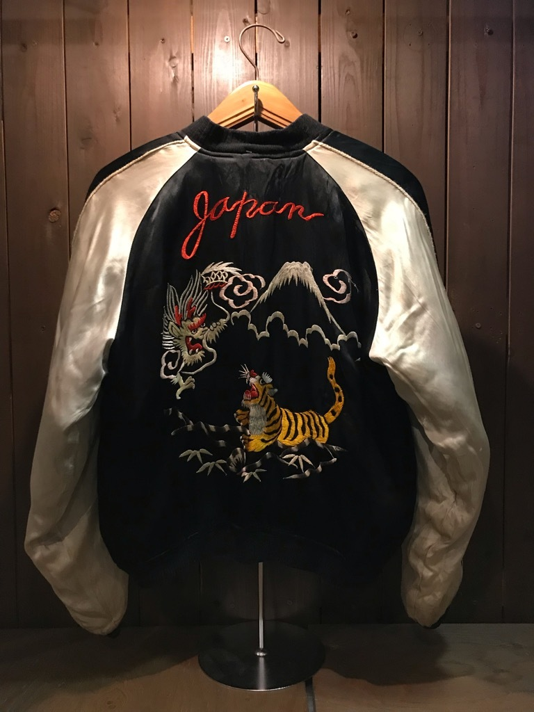 明けまして、おめでとうございます! 本年度もよろしくお願い致します! #6 Souvenir Jacket!!!_c0078587_15555726.jpg