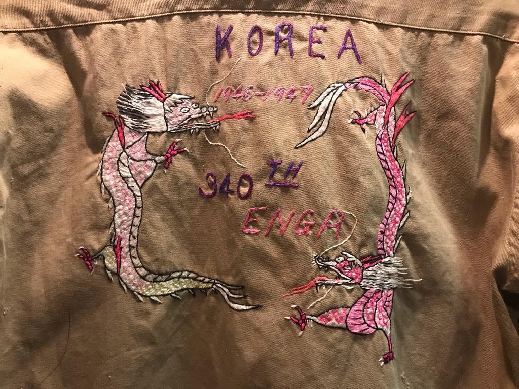 明けまして、おめでとうございます! 本年度もよろしくお願い致します! #6 Souvenir Jacket!!!_c0078587_15575154.jpg