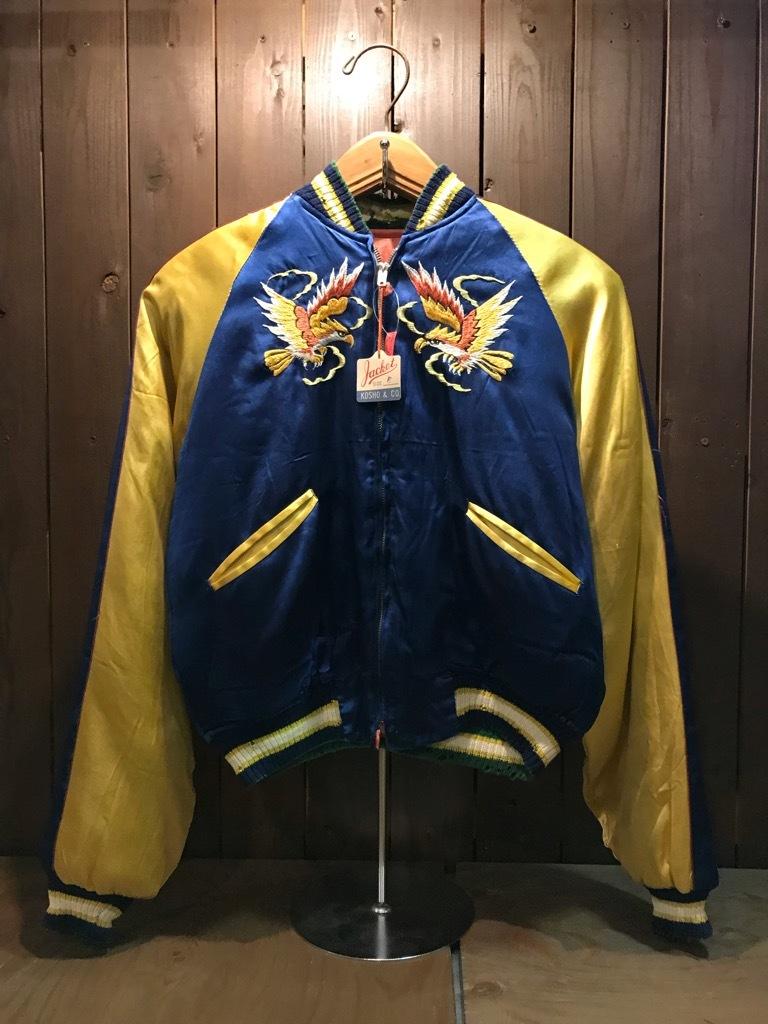 明けまして、おめでとうございます! 本年度もよろしくお願い致します! #6 Souvenir Jacket!!!_c0078587_16002043.jpg