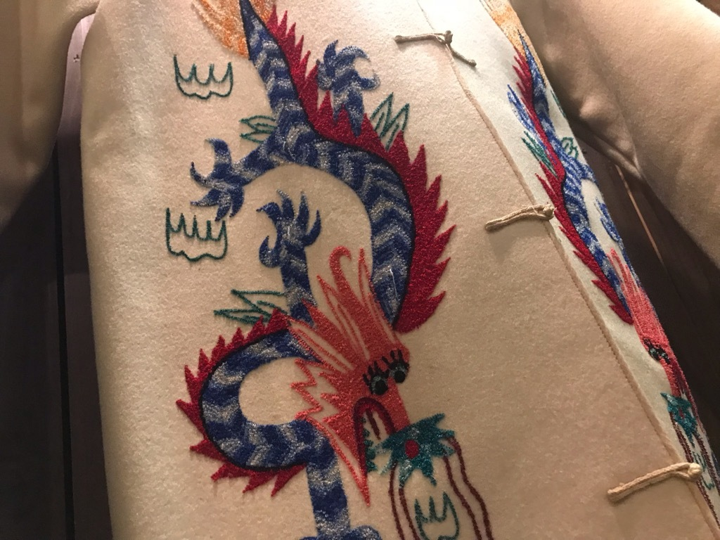 明けまして、おめでとうございます! 本年度もよろしくお願い致します! #6 Souvenir Jacket!!!_c0078587_16005838.jpg