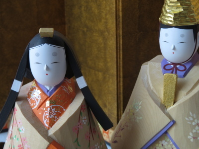 2019年奈良一刀彫 吉岡一泰雛人形展【立ち雛2】_e0256889_00225392.jpg