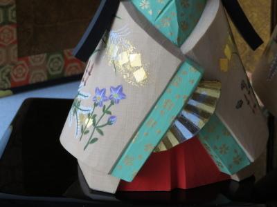 2019年奈良一刀彫 吉岡一泰雛人形展【立ち雛2】_e0256889_00300181.jpg