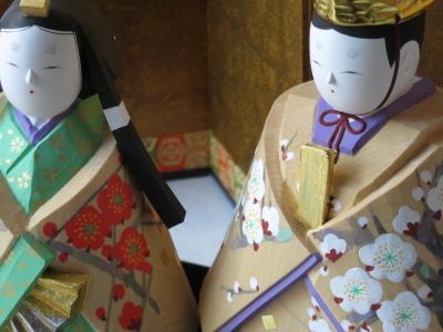2019年奈良一刀彫 吉岡一泰雛人形展【立ち雛2】_e0256889_00341920.jpg
