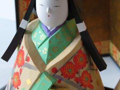 2019年奈良一刀彫 吉岡一泰雛人形展【立ち雛2】_e0256889_00350204.jpg