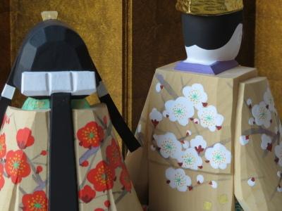 2019年奈良一刀彫 吉岡一泰雛人形展【立ち雛2】_e0256889_00361619.jpg