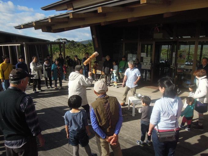 新春餅つき大会!!_f0121321_17123727.jpg
