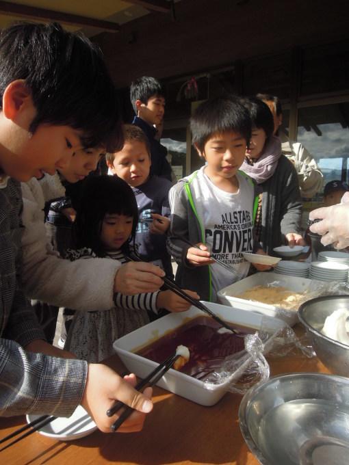 新春餅つき大会!!_f0121321_17270134.jpg