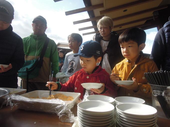新春餅つき大会!!_f0121321_17270282.jpg