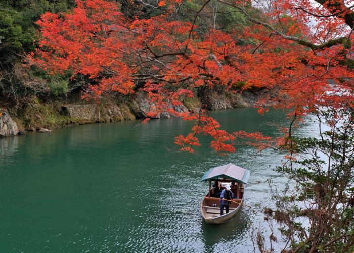 嵐山 紅葉2018_f0021869_23402484.jpg